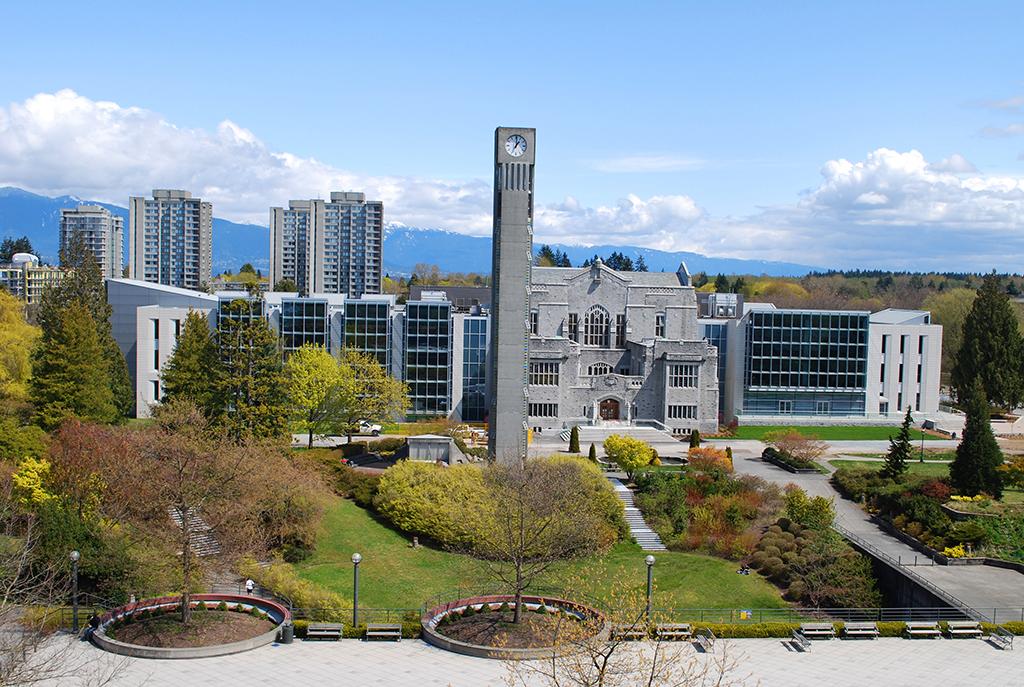 Đại học British Columbia