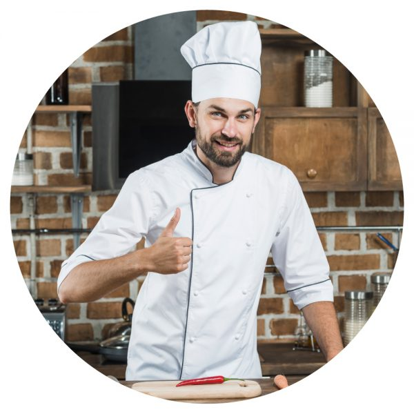Đầu bếp làm việc tại Ontario