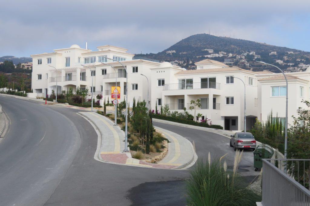 Vị trí dự án Domus-Síp